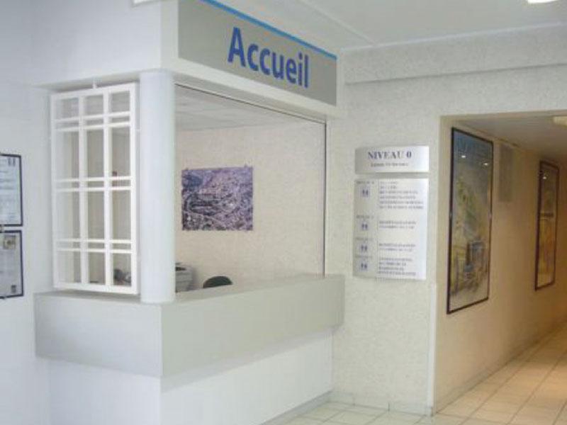 Accueil pré-admission